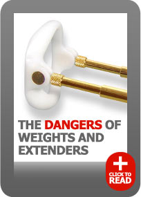 The Dangers of Penis Weights and Extenders