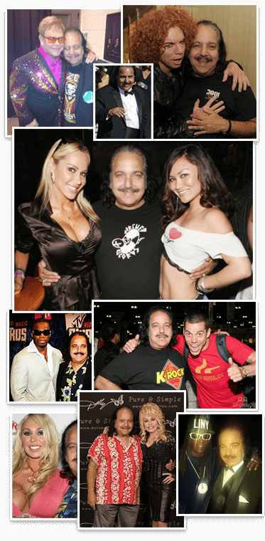 who is ron jeremy